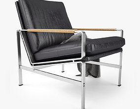 FK 6720 Easy Chair by Lange Production 3D model