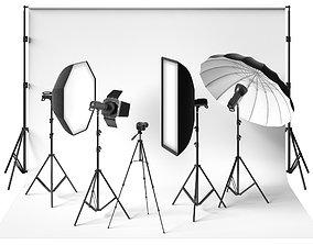 Photo Studio Kit 3D