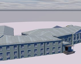 Manor house 3D