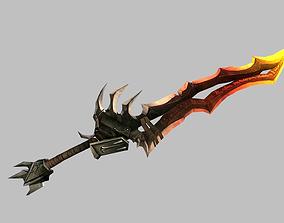 3D Free Sword