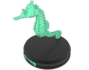 Sea Horse Printable