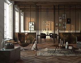 3D asset copper partition