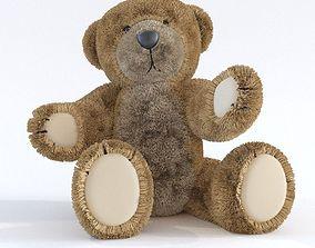 3D asset Teddy