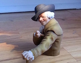 3D printable model Joseph Ducreux