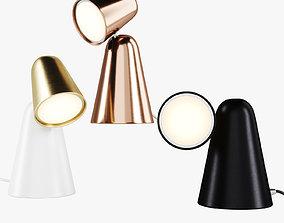 Peppone table lamp 3D