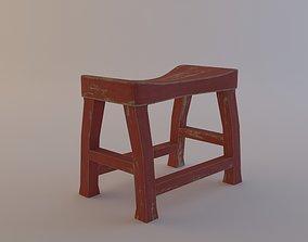 design romanesque 3D Chair