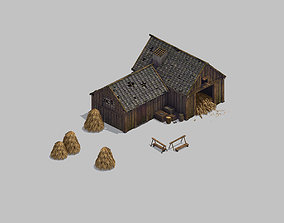 Game Warehouse - Barn 32 3D
