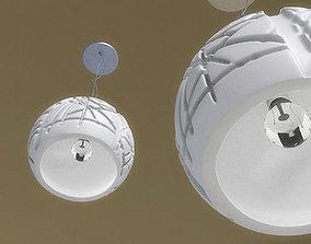 3D model Pendant light ARTIC