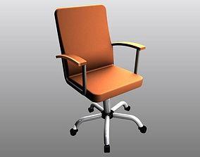 Top Design Office Chair 3D