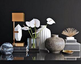 3D model decorative set 01