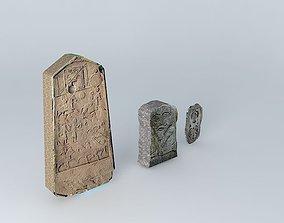 celtic runes 3D