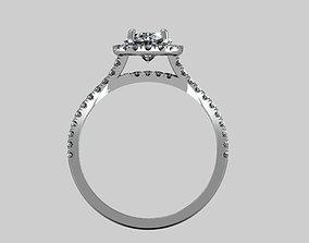 3DM Wedding Ring U004