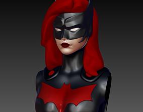 Bust - Batwoman 3D print model league