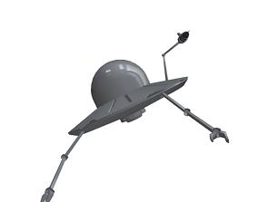 UFO 3d morespace