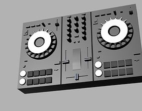 DJ Setup 3D print model