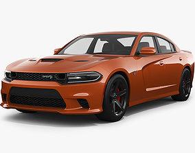 Dodge Charger Hellcat 2019 3D