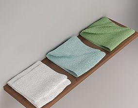 towel Towel 3D model