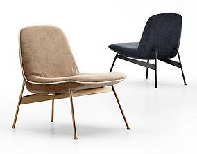 Mambo Unlimited Ideas Chiado armchair 3D