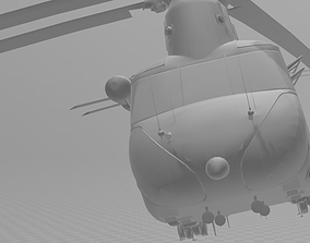 3D printable model Chinook CH-47 Boeing