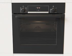 3D BOSCH Built-in Electric Oven