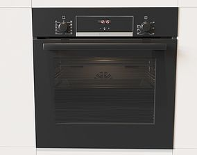 BOSCH Built-in Electric Oven 3D