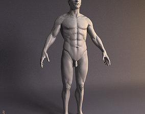 3D Human Male