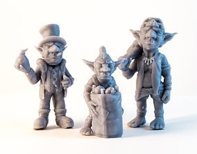 Team Goblin - 3D Printable Characters - 3