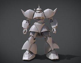 Gelgoog 3D print model