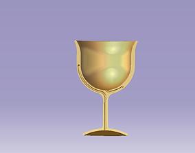 3D print model The Pythagoras cup