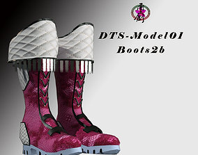 realtime DTS-Model01-Boots2B