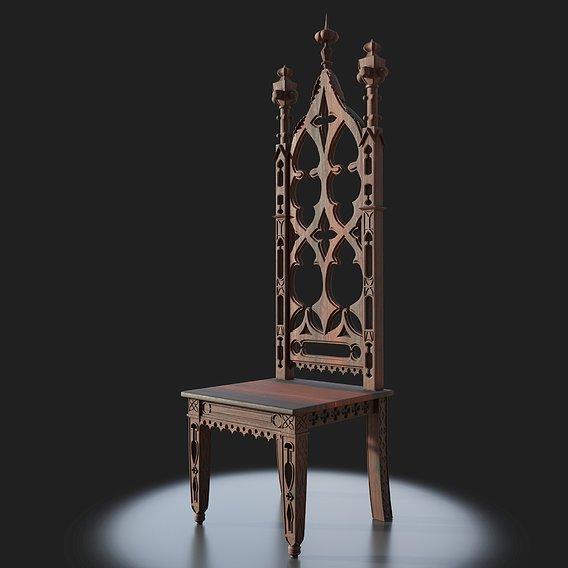 Gothic Throne