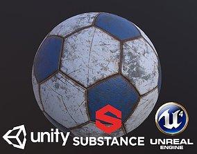 3D asset Soccer