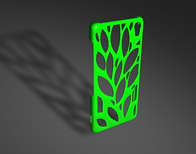 Leaf Style Phone Case for Sony Z2 3D printable model