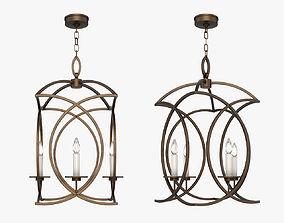 3D model Fine Art Lamps Cienfuegos 887740