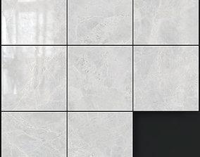 Yurtbay Seramik Alpha Bianco 600x600 Set 2 3D