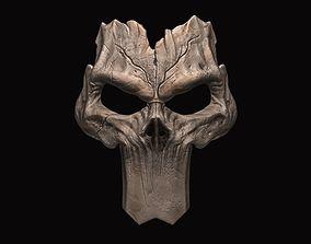 darkside 3D printable model Death Mask - Darksiders