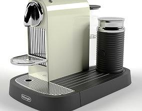 Nespresso DeLonghi Cityz and Milk EN266 CWAE 3D model