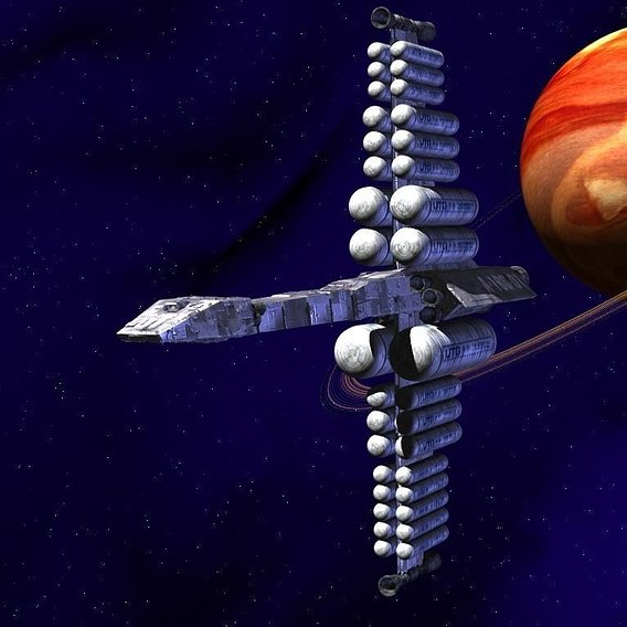 Interplanetary Space Carrier