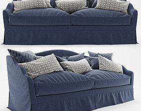 Queen sofa 3D