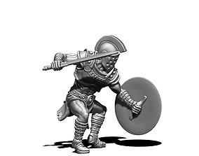 arenarex Gladiator 35mm scale 3D print model