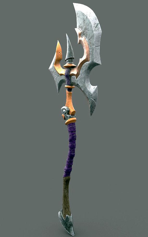 big battle axe