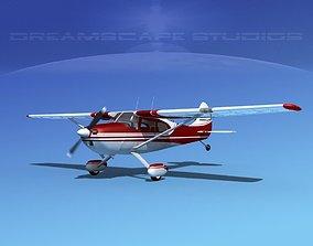 Cessna 170 V02 3D