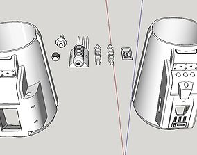 3D print model Sabine Wren Gauntlets from Star Wars 3