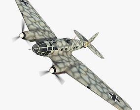 Heinkel He 111 J 3D model