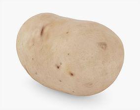 Potato Vegetable 3D asset