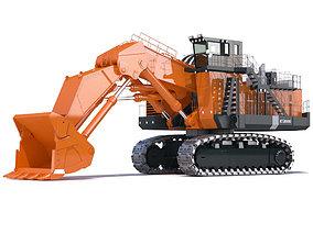 3D HITACHI EX8000
