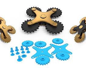 3D print model Spinner Gears