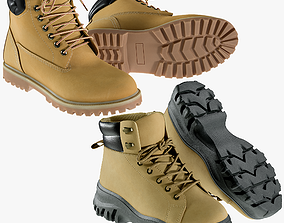 3D model Boots Collection 17