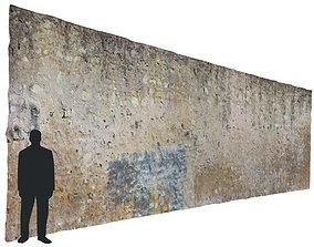 Stone Wall 3D Scan VR / AR ready
