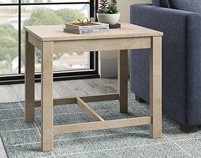 3D model Vanguard End Table grain